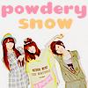 POWDERY SNOW rabu_parades graphic community