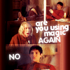 merlin - using magic again