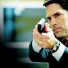 Criminal Minds Hotchner Gun