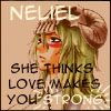_debbiechan_: NELIEL STRONG LOVE