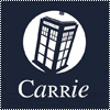 Carrie Leigh: Carrie Dr. Who