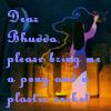 Dear Bhudda