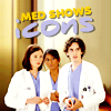 Medical Shows icons
