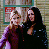 Circe: Buffy: Just keeping her warm for you