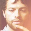 Captain Nommers of the Tastypants Brigade: castiel - contemplative and scruffy