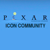 A Pixar icon-sharing community