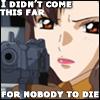 Makoto: there's killing to do
