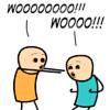 Unaccustomed as I am to pubic spanking...: misc: WHOOOOOOOOOOOO