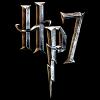 DH 7 movie logo