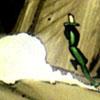 Pietro Maximoff † Quicksilver: .skidding