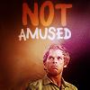 ♦ Dexter - Not Amused