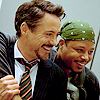 Anrui Ukimi: Iron Man - Tony and Rhodey