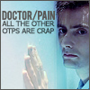 Comrade: Doctor/Pain OTP