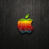 Stock : Apple Logo