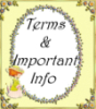 Terms & Important Info
