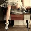 girl on jukebox