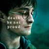 Harry - Death be not proud