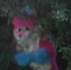 cotton candy hide