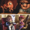 Disney - UP! - Carl and Ellie