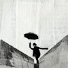 ヒューラ: umbrella and walls