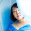 Pommeposha: Pregnancy pic in blue
