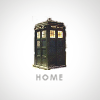 an idea is bulletproof: Doctor Who - Tardis Home
