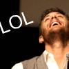 Supernatural:  Jensen lol