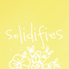 SOLIDIFIES ★