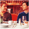 bradygirl_12: clark--ollie (country inn dinner)