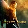Legion (2010) icon & graphics community