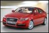 красный, водитель, Audi, Ауди, красная
