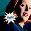 XF: Scully ugh