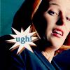 XF: Scully ugh