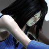 Rinoa Heartilly: look down