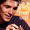 Valderys: Colin - plays with himself
