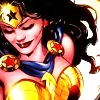 wonder woman (golden warrior)