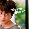 avioleta: Harry Death Glare