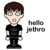 Hello Jethro