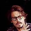 mali_marie: johnn depp glasses