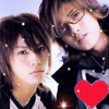 Akame, Jin with glass