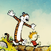 Meathiel: Calvin and Hobbes
