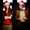 11/Amy Santa hats