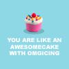 Rosey: Awesomecake