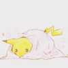 Pikachu - blanket [Pokemon]