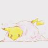 Pikachu - blanket [Pokemon]