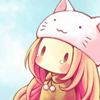 Luka and Kitty Hat