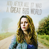 a great big world, Jo