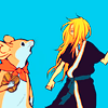 Rakushun and Enki