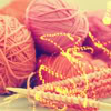 sunset yarn