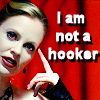 Sanity is a cozy lie.: TV: TB - Pam - not a hooker